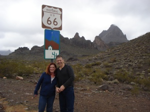 Route 66 - where road trips begin
