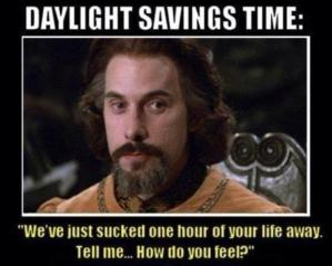 Daylist saving time