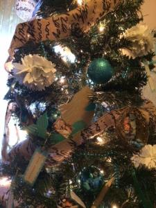 Pittock Mansion Tree Ornament 2013