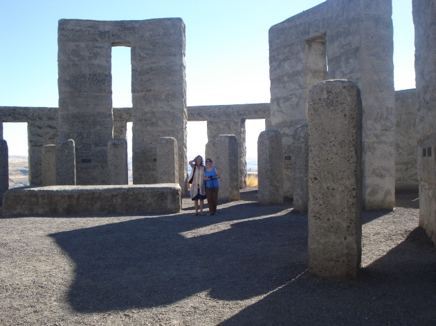 Stonehenge Memorial in Maryhill WA