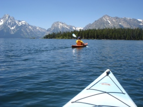 Colter Bay, Jackson Lake WY
