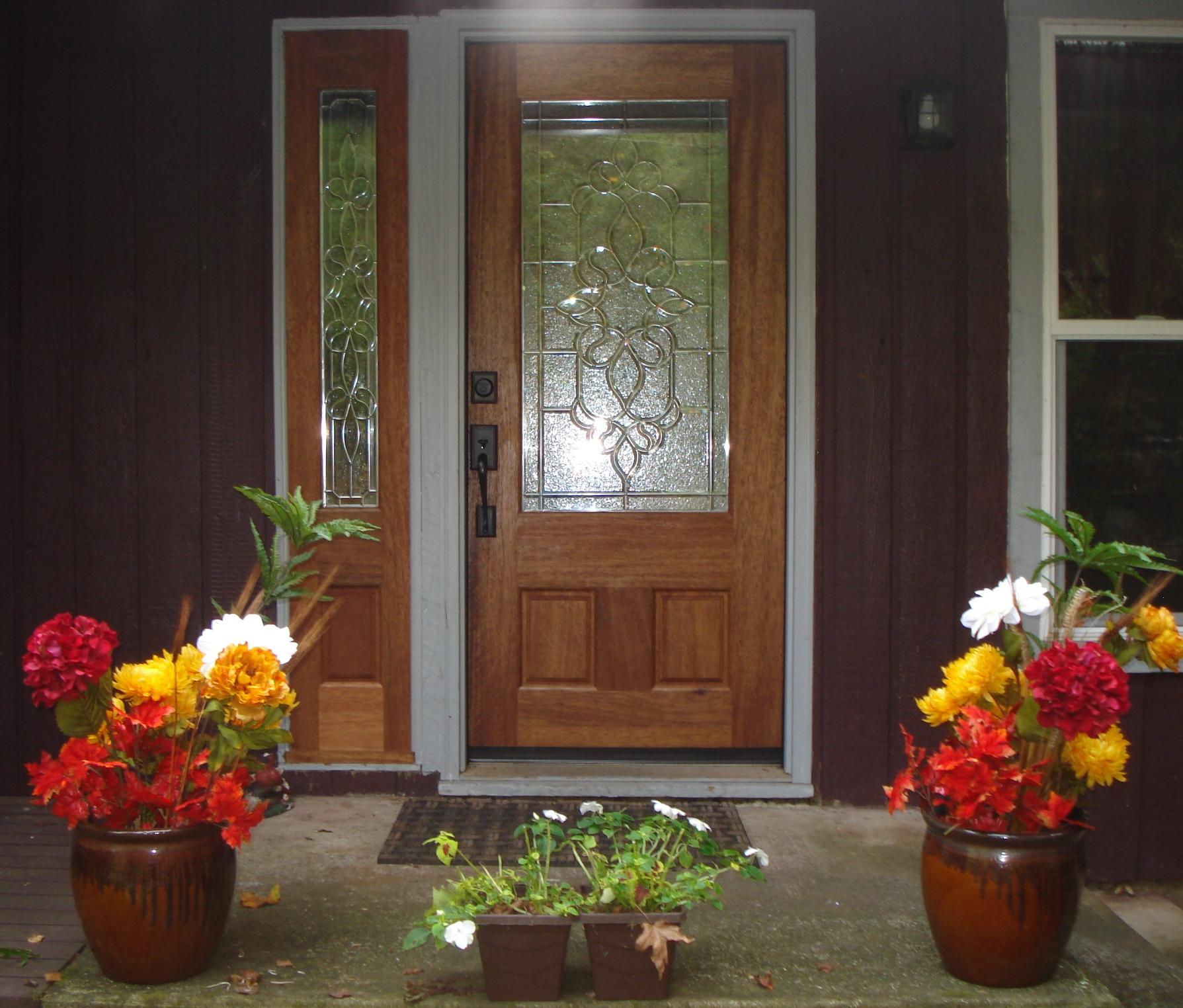 Flowers For Front Door: Terri Patrick's Blog